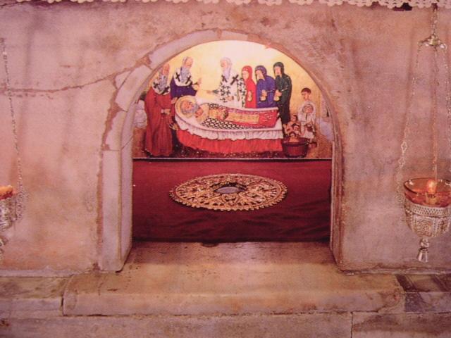 Гробница святителя Николая в Бари
